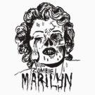 Zombie Marilyn by Scott Simpson