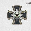 Feldjäger Deutschland, Prussian Heritage Symbols by edsimoneit