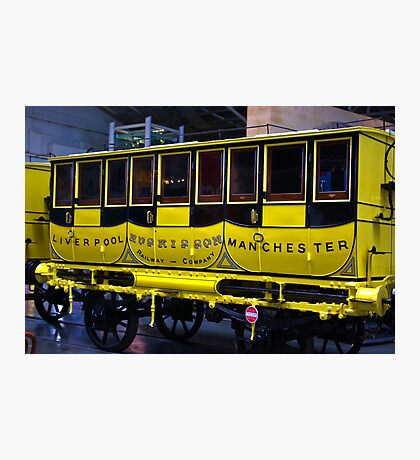 Old Carriage Photographic Print