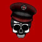 Errorface Skull General by errorface