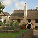Thatched Cottage, Somerset by RedHillDigital