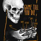 game till you die, skull with joystick by fer3407xzhtvz8