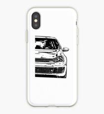 Golf 6 MK6 GTI & quot; OLS & quot; iPhone Case