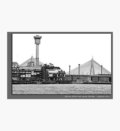 Sydney Contrasts Photographic Print