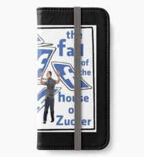 The Fall of the House of Zucker iPhone Wallet/Case/Skin