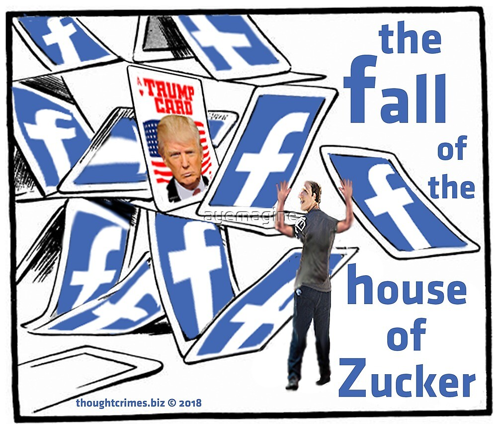 The Fall of the House of Zucker by ayemagine
