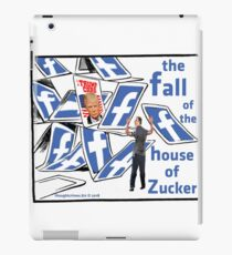 The Fall of the House of Zucker iPad Case/Skin