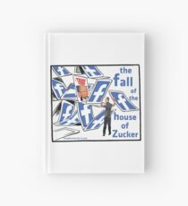 The Fall of the House of Zucker Hardcover Journal