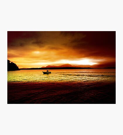 Shores of the Soul Photographic Print