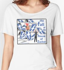 The Fall of the House of Zucker Women's Relaxed Fit T-Shirt