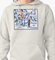 The Fall of the House of Zucker Pullover Hoodie