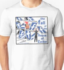 The Fall of the House of Zucker Unisex T-Shirt