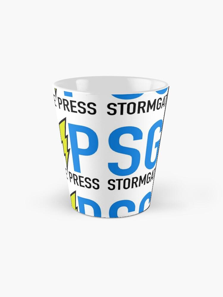 Alternate view of Stormgate Press Mug