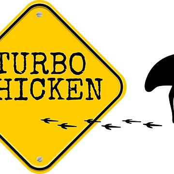 Turbo chicken by andiB