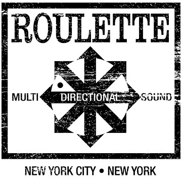 Roulette Records T-Shirt Weathered Version White T-shirt Defunct Record Label by darkvortex