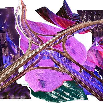 city lights by HiddenSun-