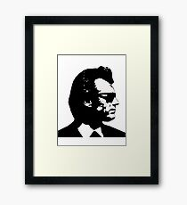 Clint Eastwood Dirty Harry Framed Print