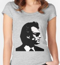 Clint Eastwood Dirty Harry Women's Fitted Scoop T-Shirt