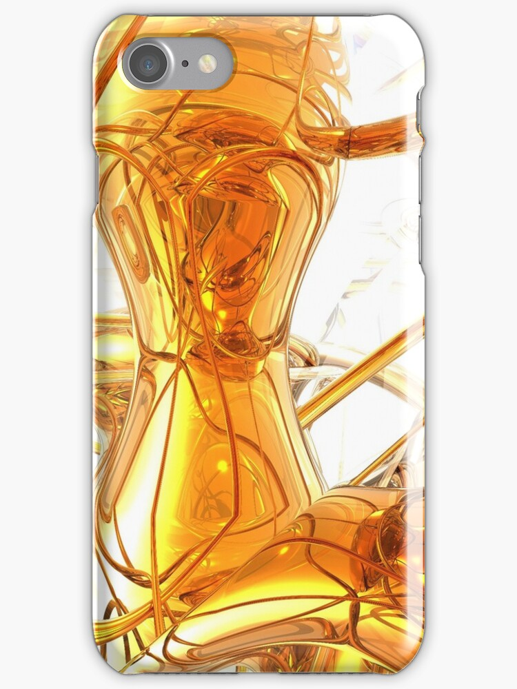 Honey Abstract by Alexander Butler