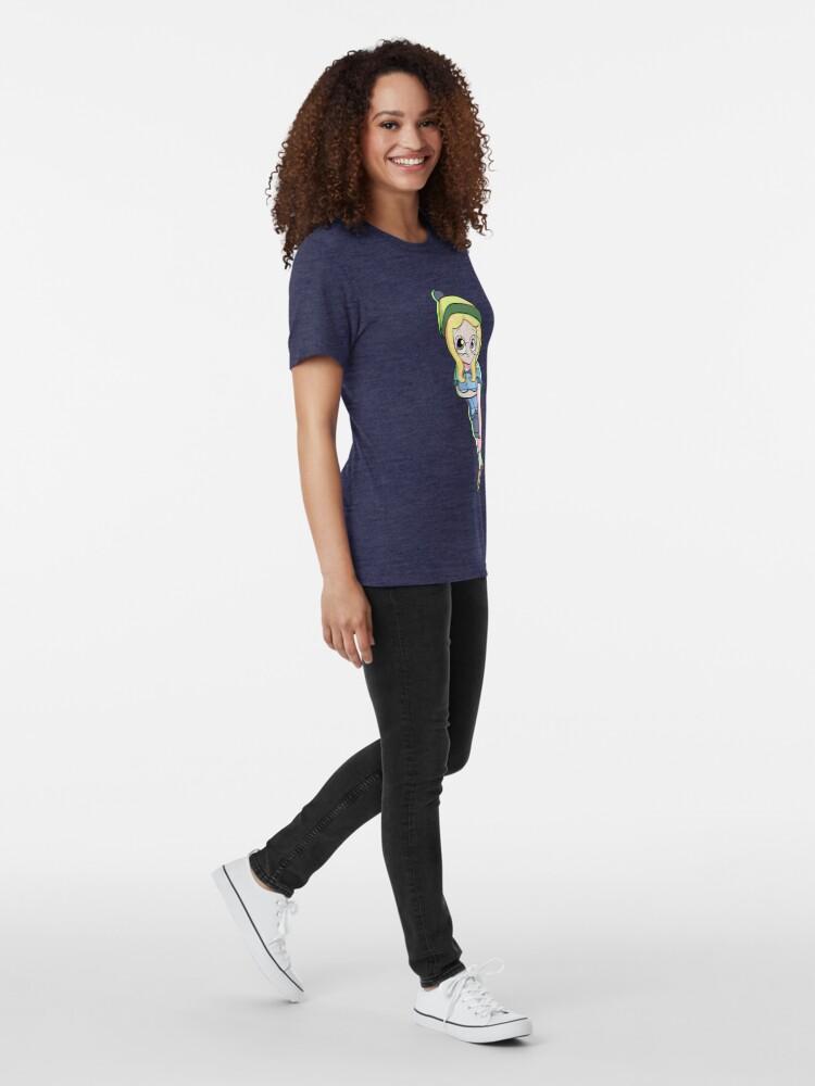 Alternative Ansicht von Gute Stimmung Vintage T-Shirt
