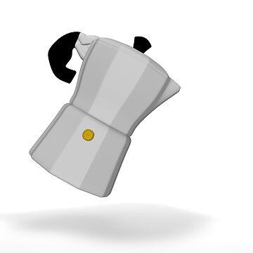 mocha coffee maker by bmg07