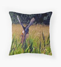 Pheasant Hunters Dream Throw Pillow