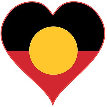 Australian Aboriginal Flag by NativeAmerica