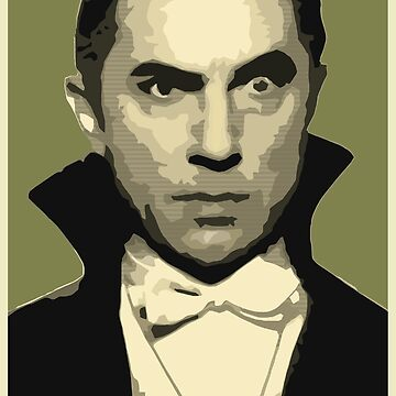 Monster (Bela Lugosi - Dracula) by SUCHDESIGN