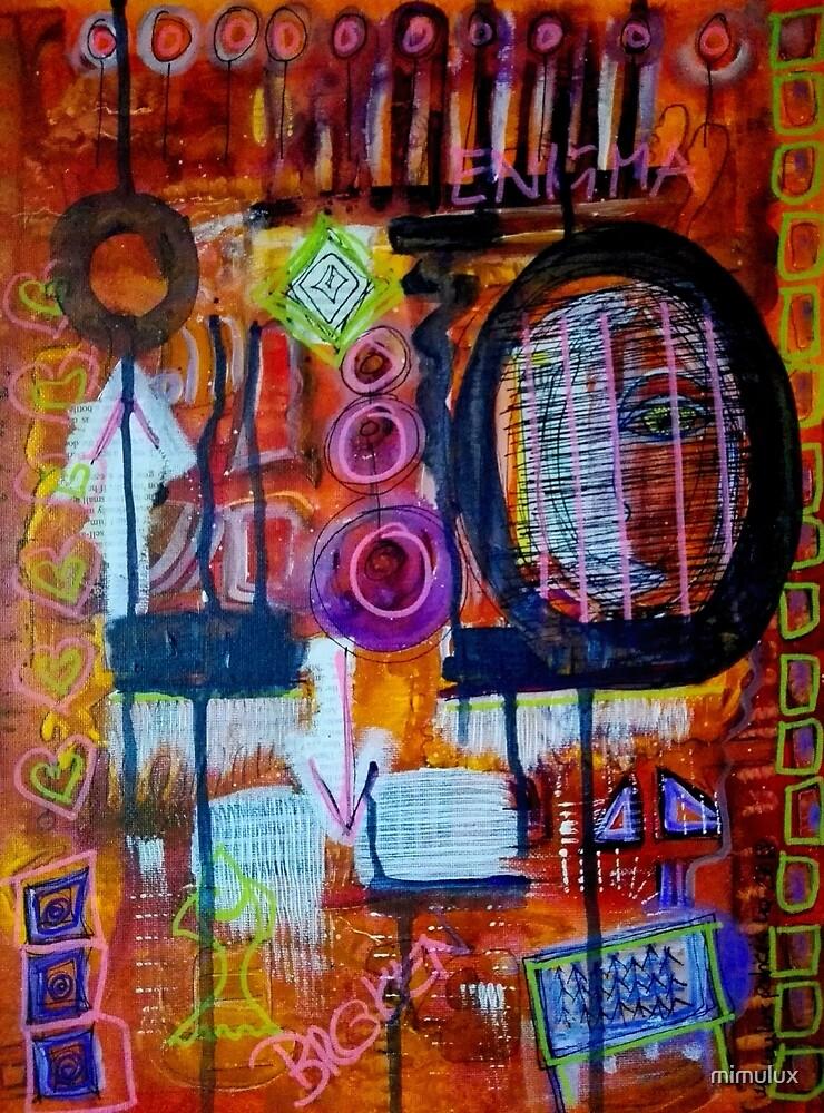 Broken Enigma by mimulux