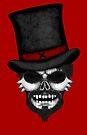 Errorface Gentleman Skull 2 by errorface