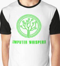 Computer Whisperer Graphic T-Shirt