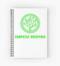 Computer Whisperer Spiral Notebook