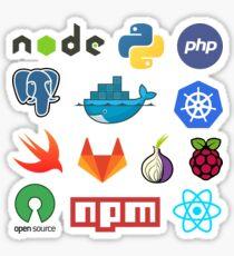 Programmer Sticker Bundle 13x Sticker