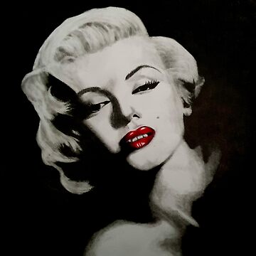Marilyn  by atouchofcanvas