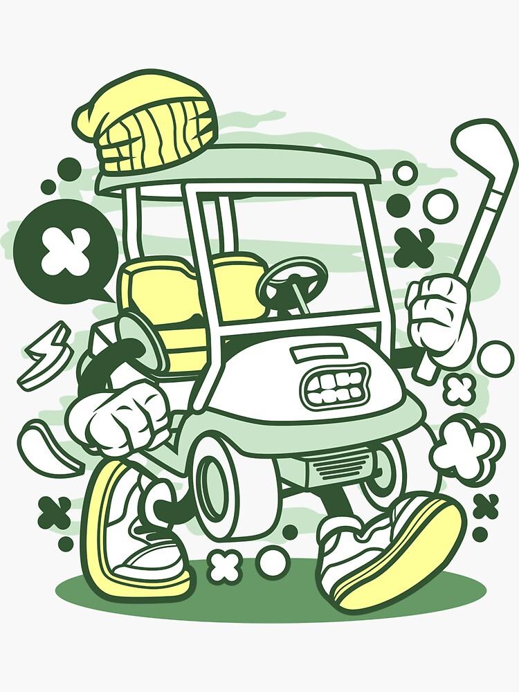 Golf Cart With Vw Engine Golf Cart Golf Cart Customs