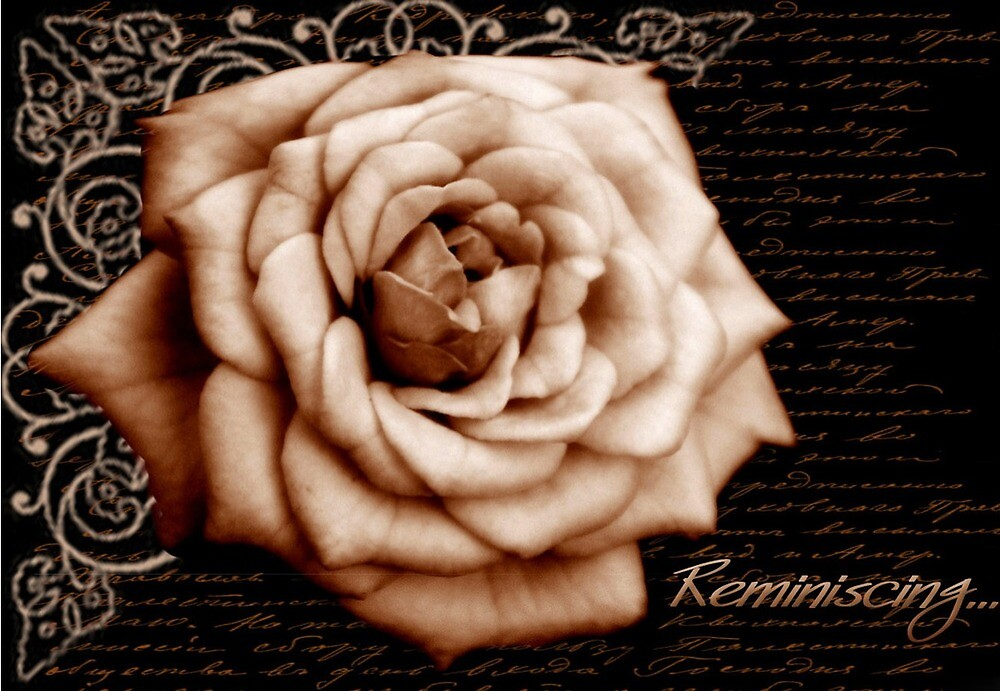 Reminiscing... by Holly Kempe