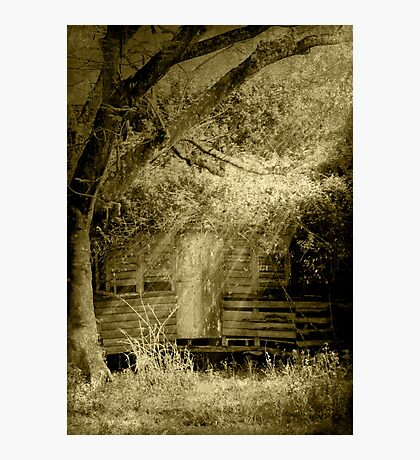 Remember When..... Photographic Print