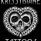 Skull by KrissyTattoos03