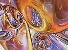 Carnival Abstract by Alexander Butler