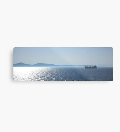 Cruising on a Hazy Dream Metal Print
