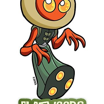 Flatwoods monster by nyctherion