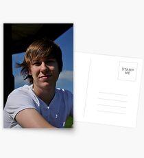 Alex Seies a Postcards