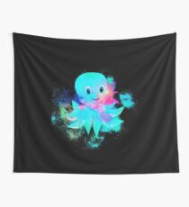 Animal cartoon colorful Wall Tapestry