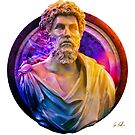 Marcus Aurelius Meditations by outlawhue