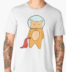 Space Hamster Men's Premium T-Shirt