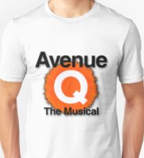 Avenue Q the musical  Slim Fit T-Shirt