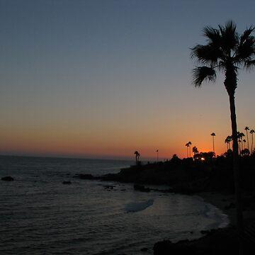 Laguna Beach Sunset by shawphotography