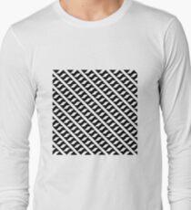 BW Tessellation 6 5 Long Sleeve T-Shirt
