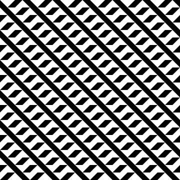 BW Tessellation 6 6 by paddysbooks