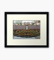 The Getty Framed Print